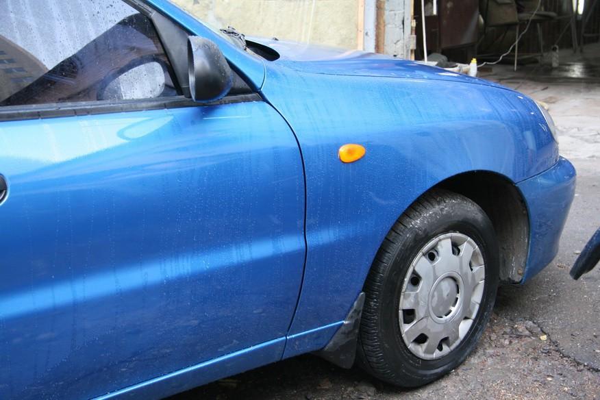 kuzovnoy remont daewoo lanos 09061 Кузовной ремонт Daewoo Lanos