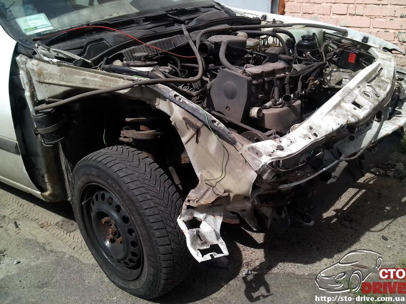 opel vectra rihtovka 20120821 135344 Opel Vectra   рихтовка
