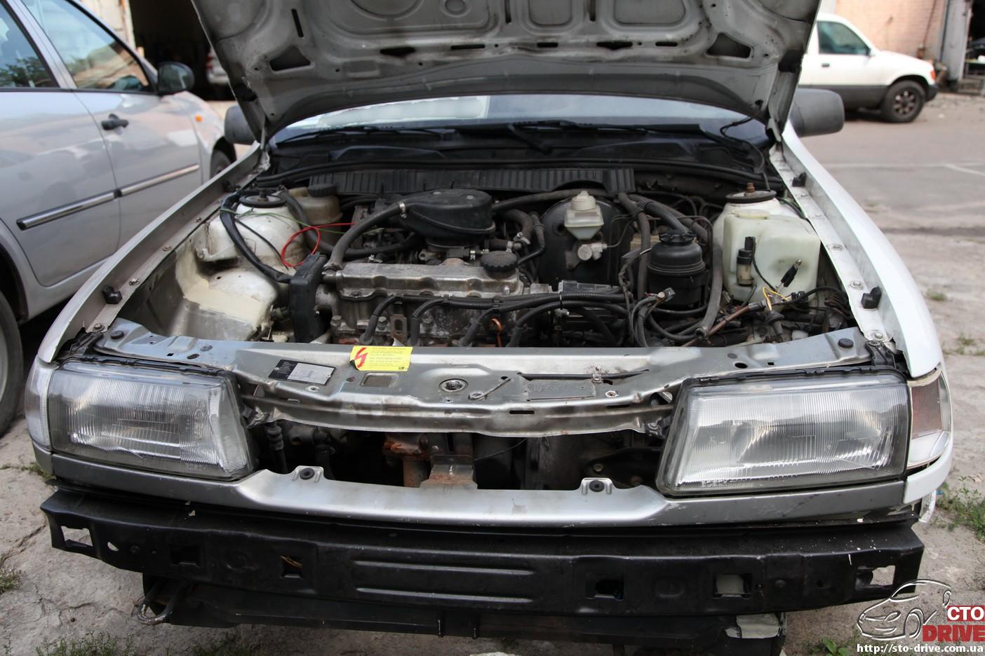 opel vectra rihtovka 6591 Opel Vectra   рихтовка