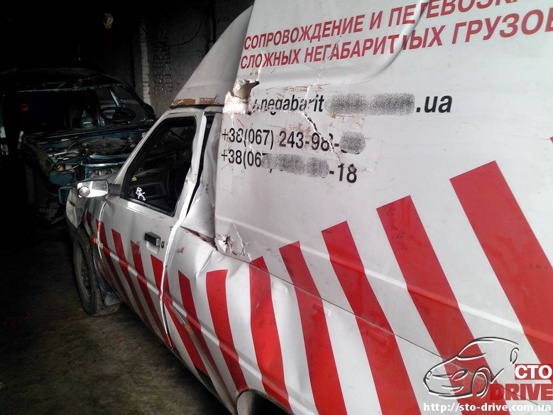 tavriya pikap avtomobil prikryitiya rihtovka vosstanovlenie kuzova 20120815 154759 Таврия пикап   автомобиль прикрытия. Рихтовка, восстановление кузова