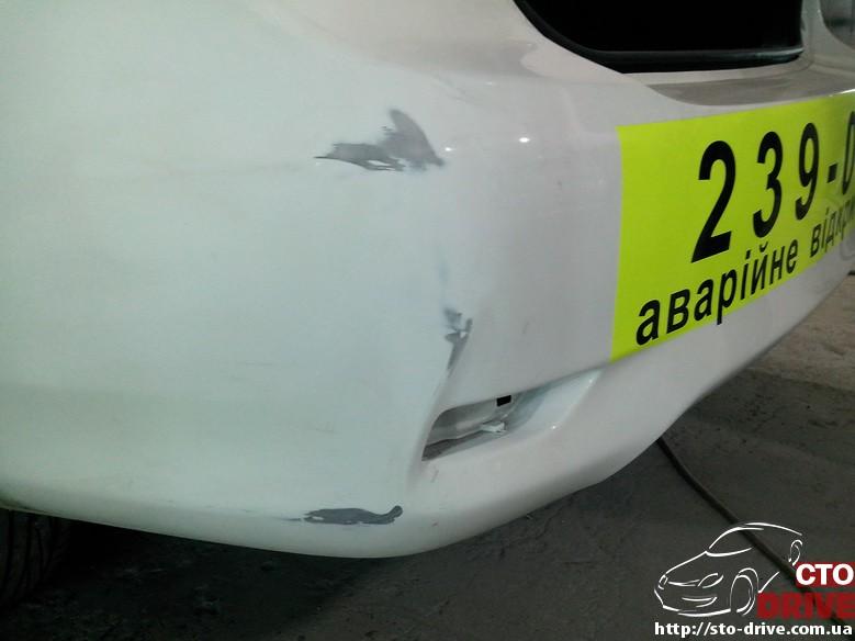 toyota corolla lokalnyiy remont bamperov 20121010 202758 Toyota Corolla   локальный ремонт бамперов