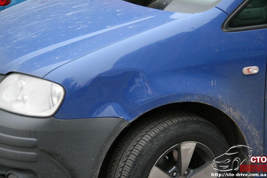 volkswagen caddy rihtovka pokraska avto kiev 0589 Volkswagen Caddy   рихтовка, покраска авто Киев