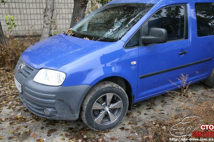 volkswagen caddy rihtovka pokraska avto kiev 0967 Volkswagen Caddy   рихтовка, покраска авто Киев