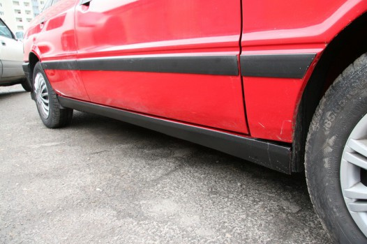 audi 80 remont porogov 2339 526x350 custom Audi 80   ремонт порогов