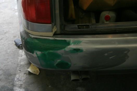 audi a6 universal remont bamperov rihtovka pokraska 1851 526x350 custom Audi A6, универсал   ремонт бамперов, рихтовка, покраска