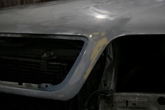 audi a6 universal remont bamperov rihtovka pokraska 2236 526x350 custom Audi A6, универсал   ремонт бамперов, рихтовка, покраска