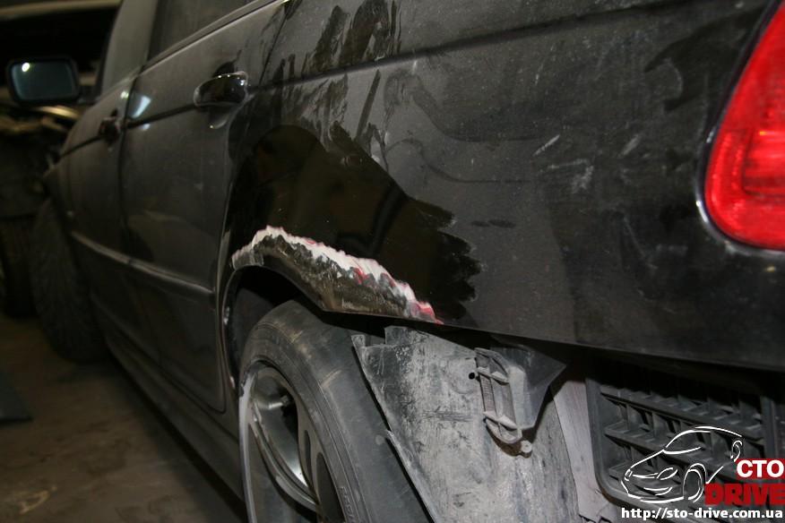 bmw e46 polnaya pokraska avto kiev 0052 BMW E46   Полная покраска авто Киев