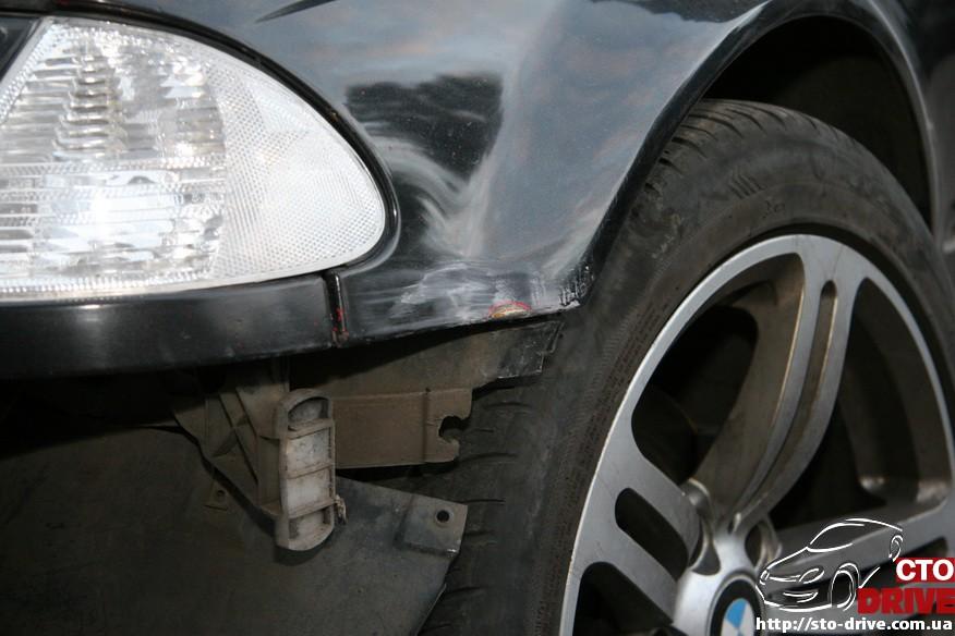 bmw e46 polnaya pokraska avto kiev 0154 BMW E46   Полная покраска авто Киев
