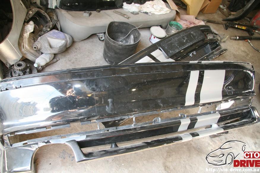 bmw e46 polnaya pokraska avto kiev 0270 BMW E46   Полная покраска авто Киев