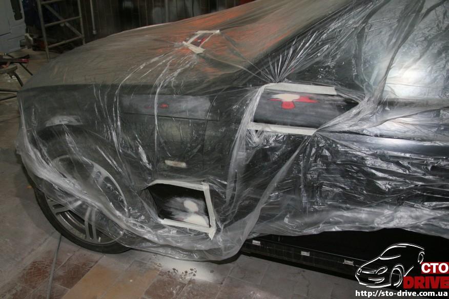 bmw e46 polnaya pokraska avto kiev 0409 BMW E46   Полная покраска авто Киев