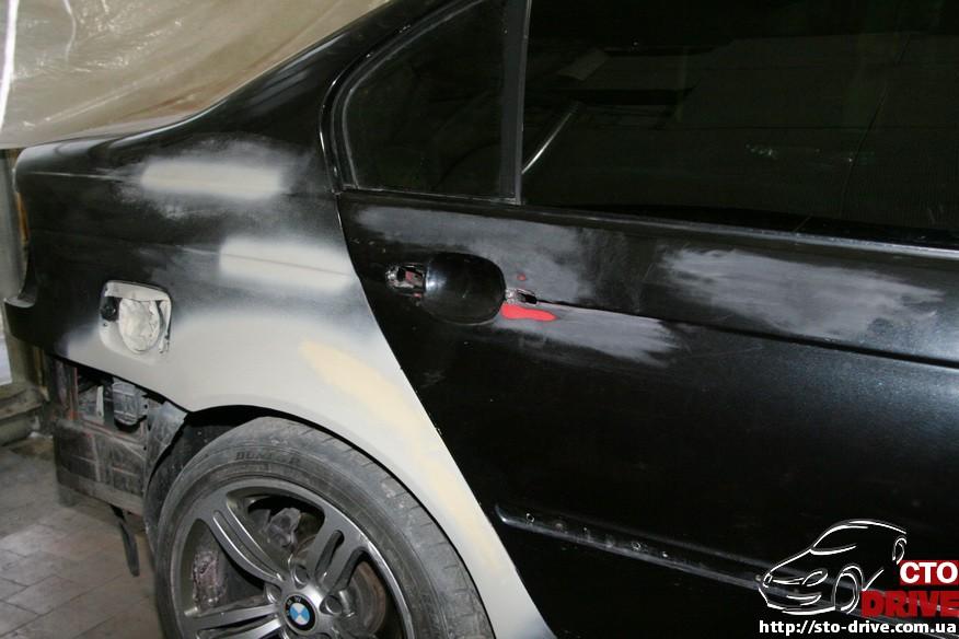 bmw e46 polnaya pokraska avto kiev 0458 BMW E46   Полная покраска авто Киев
