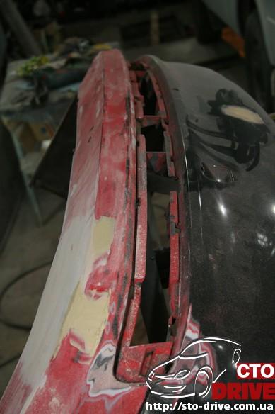 bmw e46 polnaya pokraska avto kiev 0477 BMW E46   Полная покраска авто Киев