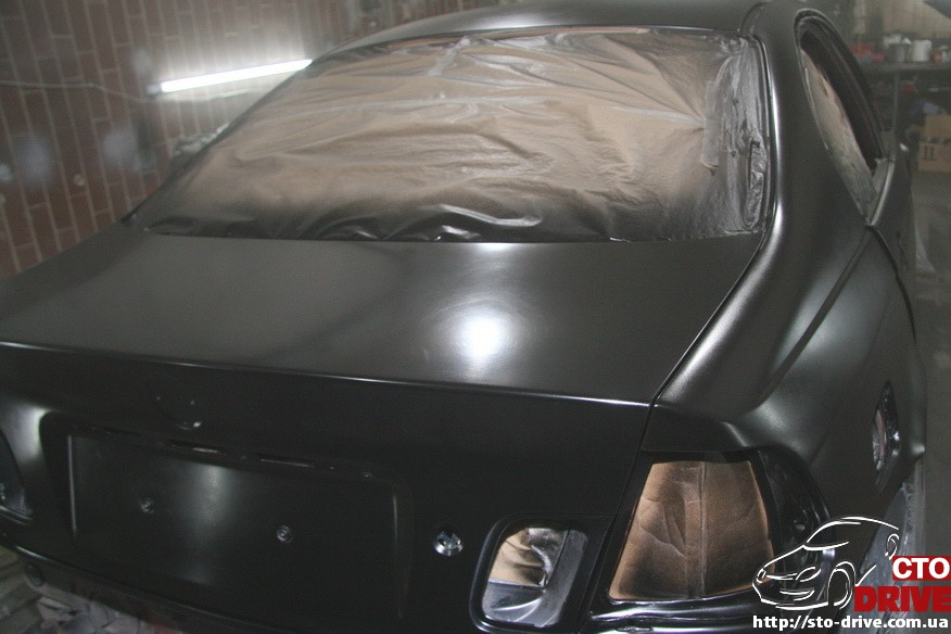 bmw e46 polnaya pokraska avto kiev 1391 BMW E46   Полная покраска авто Киев