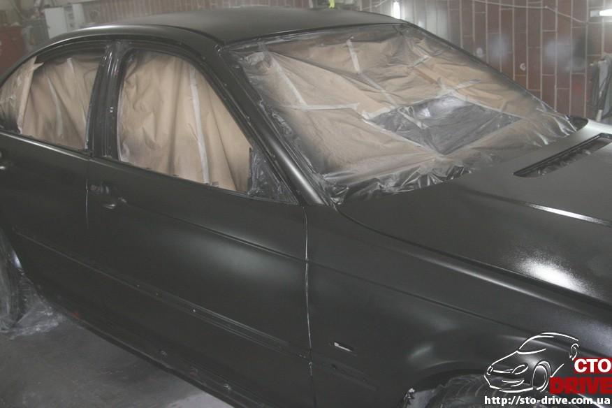 bmw e46 polnaya pokraska avto kiev 1394 BMW E46   Полная покраска авто Киев