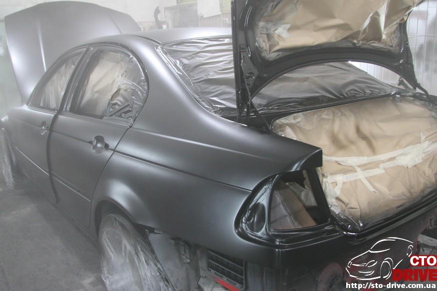 bmw e46 polnaya pokraska avto kiev 1456 BMW E46   Полная покраска авто Киев
