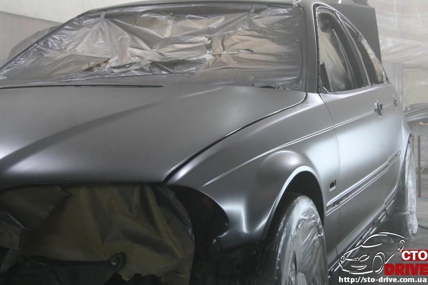 bmw e46 polnaya pokraska avto kiev 1469 BMW E46   Полная покраска авто Киев