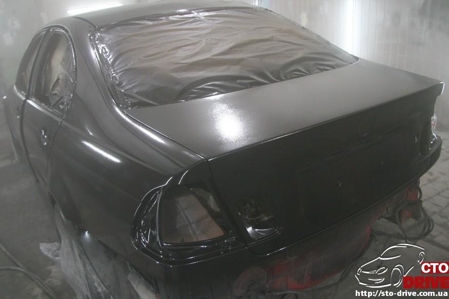 bmw e46 polnaya pokraska avto kiev 1575 BMW E46   Полная покраска авто Киев