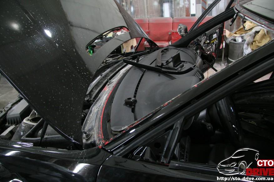 bmw e46 polnaya pokraska avto kiev 1680 BMW E46   Полная покраска авто Киев