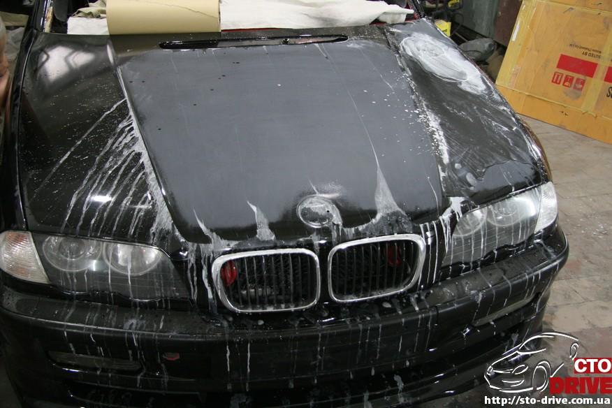 bmw e46 polnaya pokraska avto kiev 1772 BMW E46   Полная покраска авто Киев