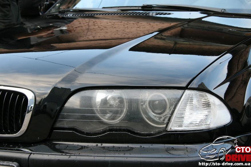 bmw e46 polnaya pokraska avto kiev 2176 BMW E46   Полная покраска авто Киев