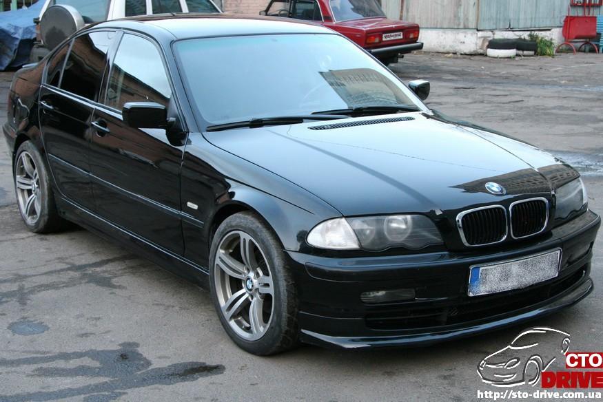 bmw e46 polnaya pokraska avto kiev 2268 BMW E46   Полная покраска авто Киев