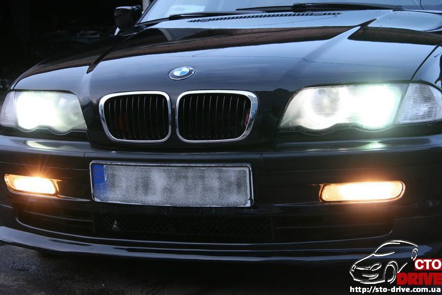 bmw e46 polnaya pokraska avto kiev 2280 BMW E46   Полная покраска авто Киев