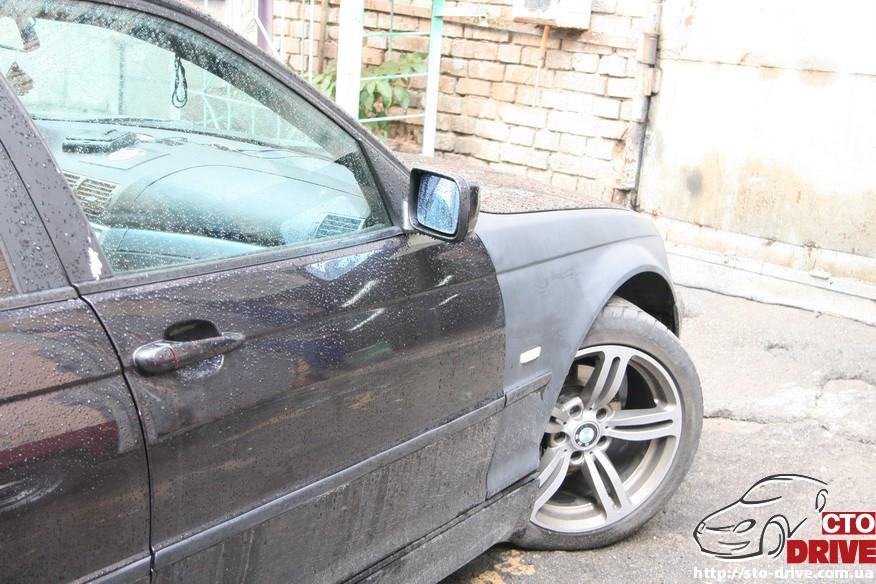 bmw e46 polnaya pokraska avto kiev 9663 BMW E46   Полная покраска авто Киев