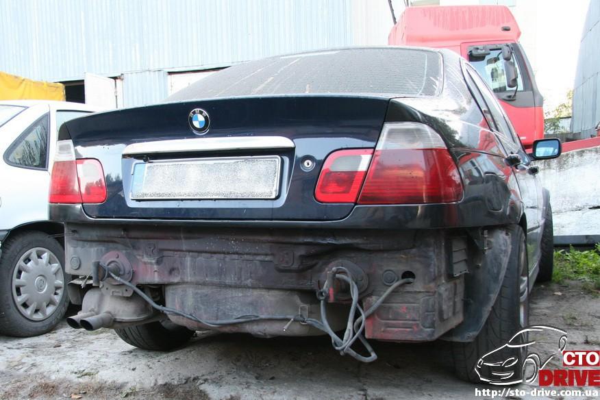 bmw e46 polnaya pokraska avto kiev 9793 BMW E46   Полная покраска авто Киев