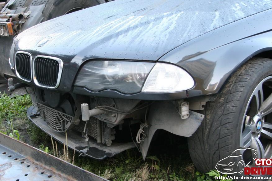 bmw e46 polnaya pokraska avto kiev 9794 BMW E46   Полная покраска авто Киев