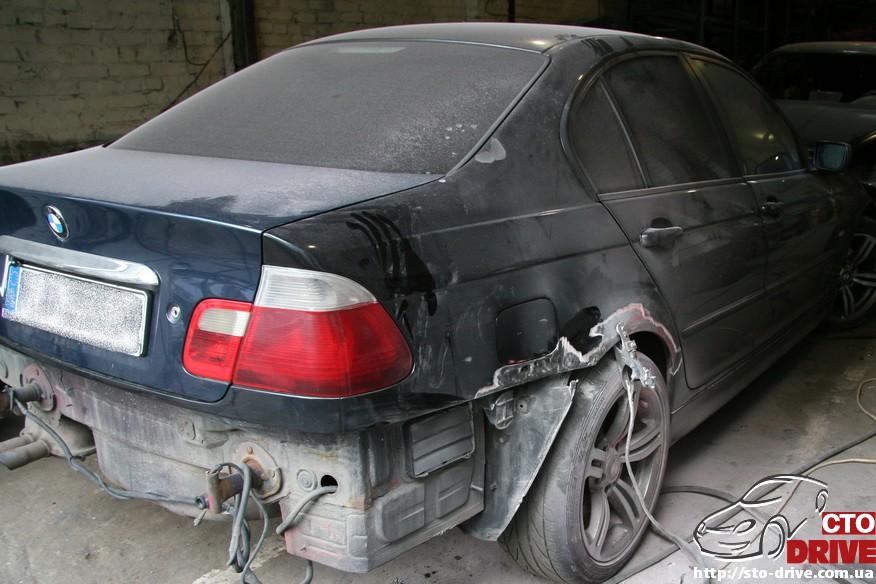 bmw e46 polnaya pokraska avto kiev 9953 BMW E46   Полная покраска авто Киев