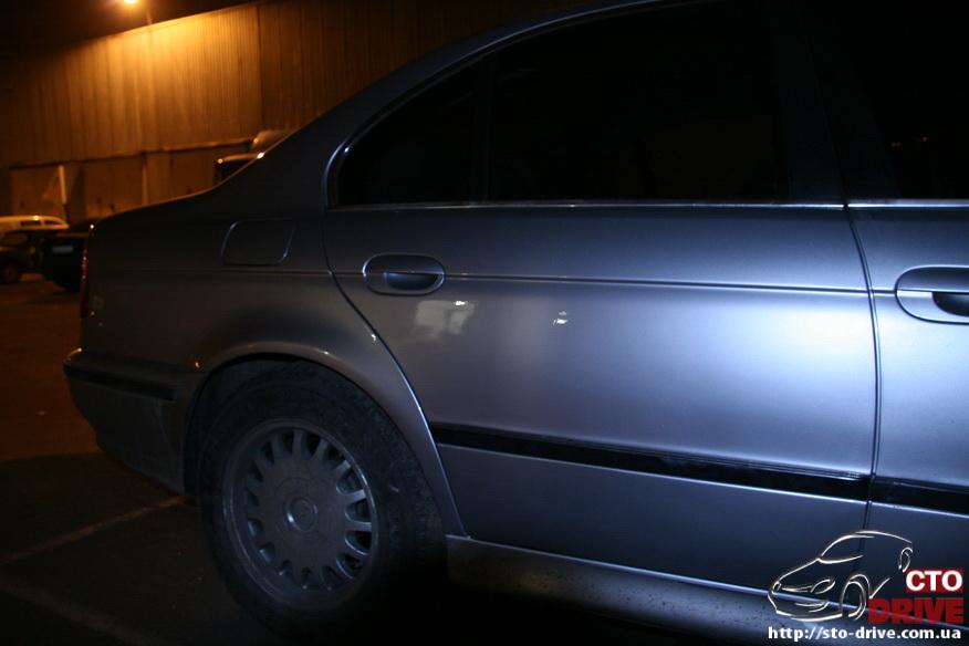 kuzovnoy remont bmw e39 rihtovka pokraska avtomobilya v kieve 2574 Кузовной ремонт BMW E39   рихтовка, покраска автомобиля в Киеве
