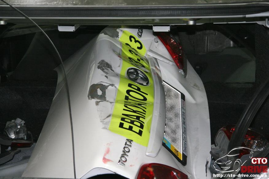 kuzovnoy remont toyota corolla avtomobil taksi 3365 Кузовной ремонт Toyota Corolla (автомобиль такси)
