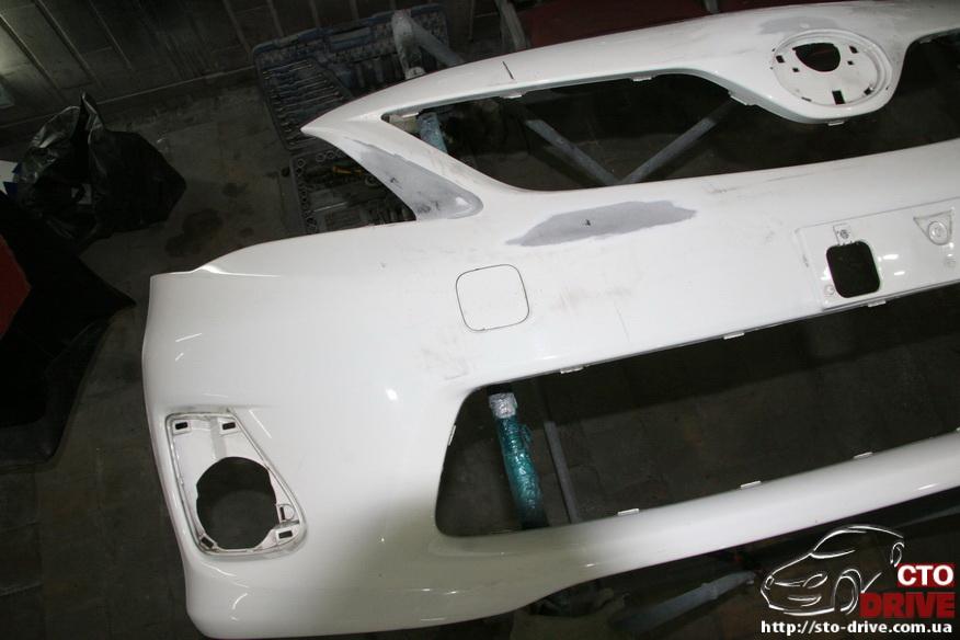 kuzovnoy remont toyota corolla avtomobil taksi 3379 Кузовной ремонт Toyota Corolla (автомобиль такси)