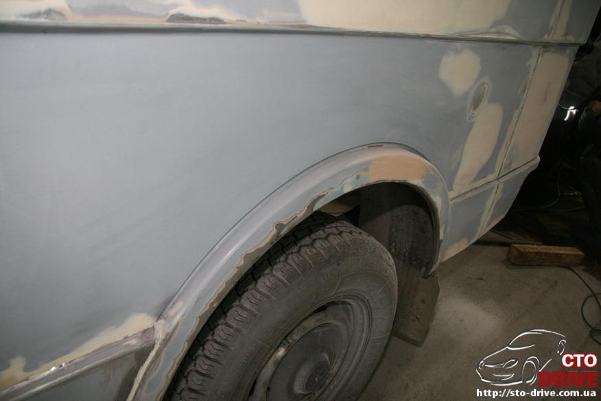 polnaya pokraska mikroavtobusa volkswagen lt 28 0130 Полная покраска микроавтобуса   Volkswagen LT 28. Капремонт двигателя. Антикоррозийная обработка