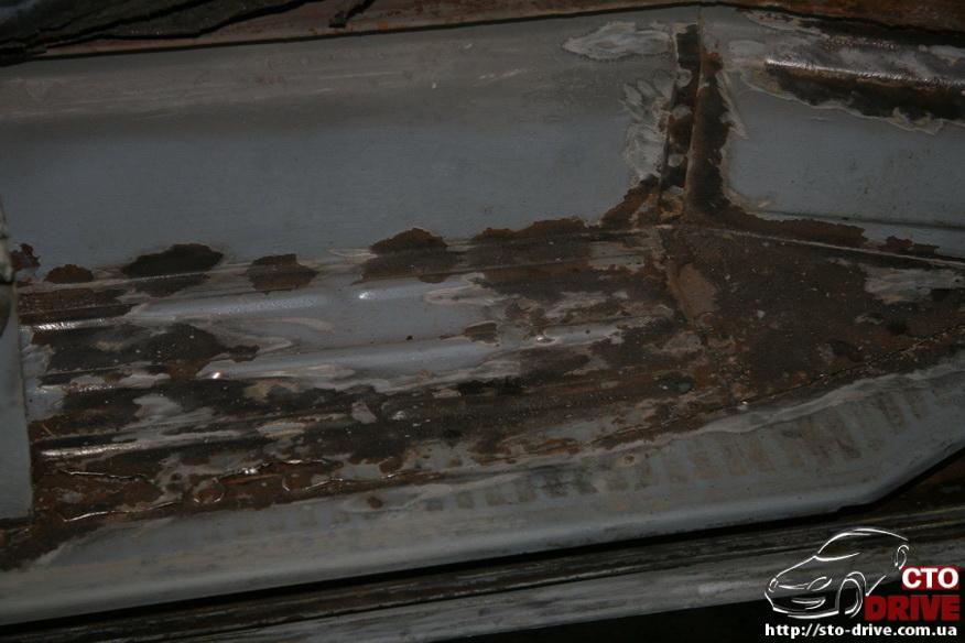 polnaya pokraska mikroavtobusa volkswagen lt 28 0610 Полная покраска микроавтобуса   Volkswagen LT 28. Капремонт двигателя. Антикоррозийная обработка