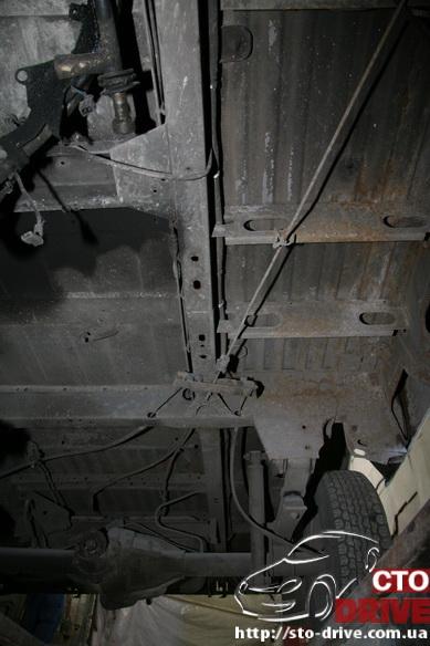 polnaya pokraska mikroavtobusa volkswagen lt 28 0615 Полная покраска микроавтобуса   Volkswagen LT 28. Капремонт двигателя. Антикоррозийная обработка