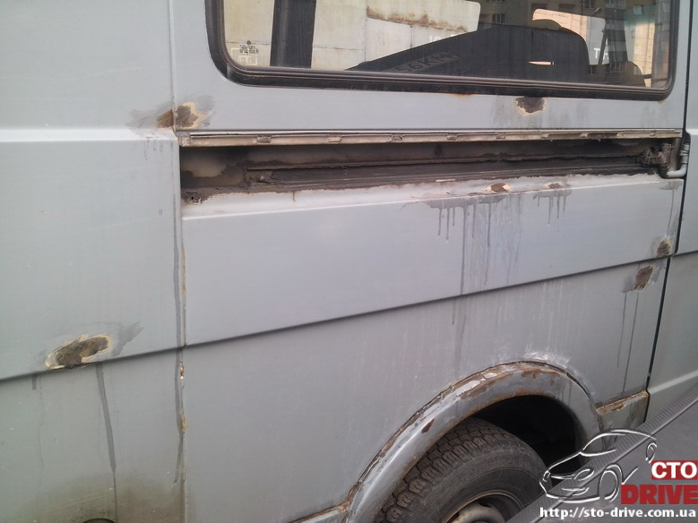 polnaya pokraska mikroavtobusa volkswagen lt 28 20120912 143237 Полная покраска микроавтобуса   Volkswagen LT 28. Капремонт двигателя. Антикоррозийная обработка