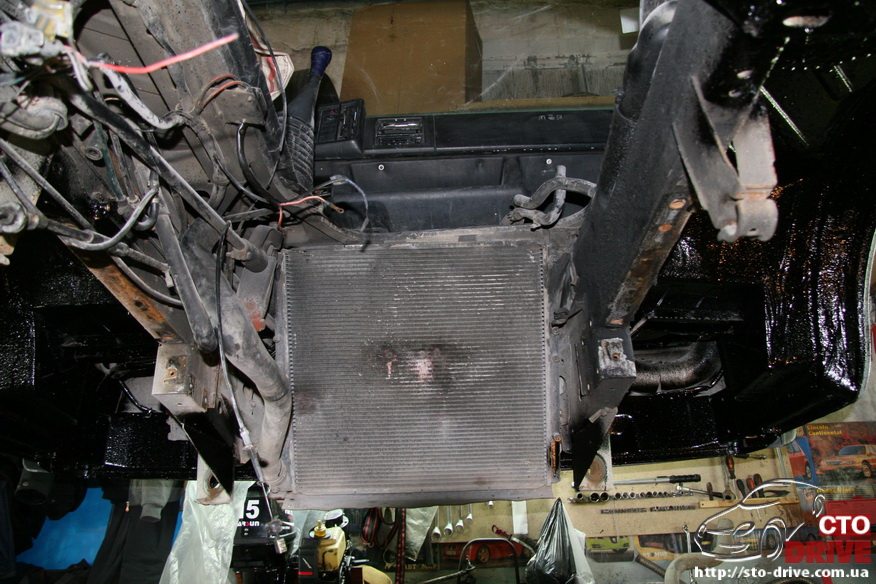 polnaya pokraska mikroavtobusa volkswagen lt 28 2408 Полная покраска микроавтобуса   Volkswagen LT 28. Капремонт двигателя. Антикоррозийная обработка