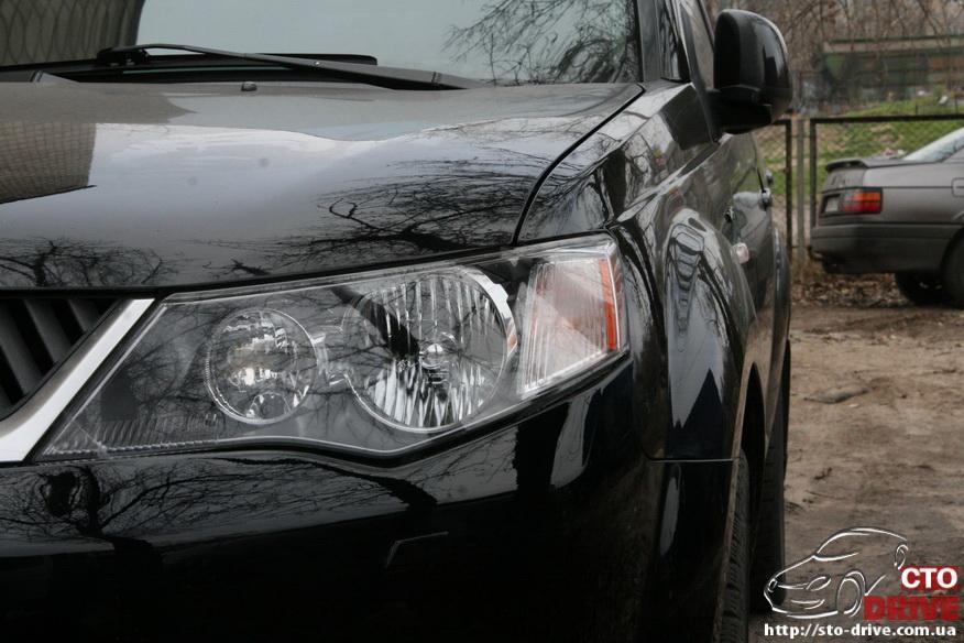 remont bamperov rihtovka pokraska avto mitsubishi outlander xl 3357 Ремонт бамперов, рихтовка, покраска авто   Mitsubishi Outlander XL