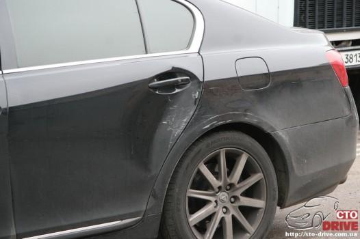 rihtovka i pokraska avto lexus gs300 0998 526x350 custom Рихтовка и покраска авто   Lexus GS300