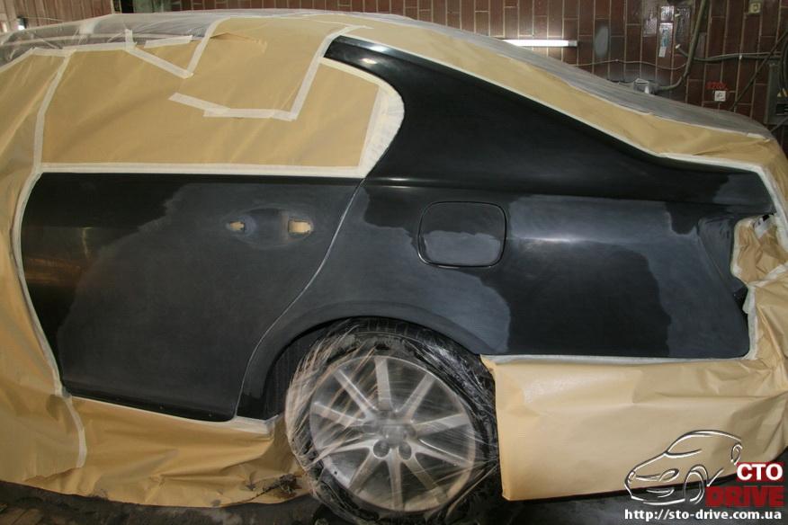 rihtovka i pokraska avto lexus gs300 2599 Рихтовка и покраска авто   Lexus GS300