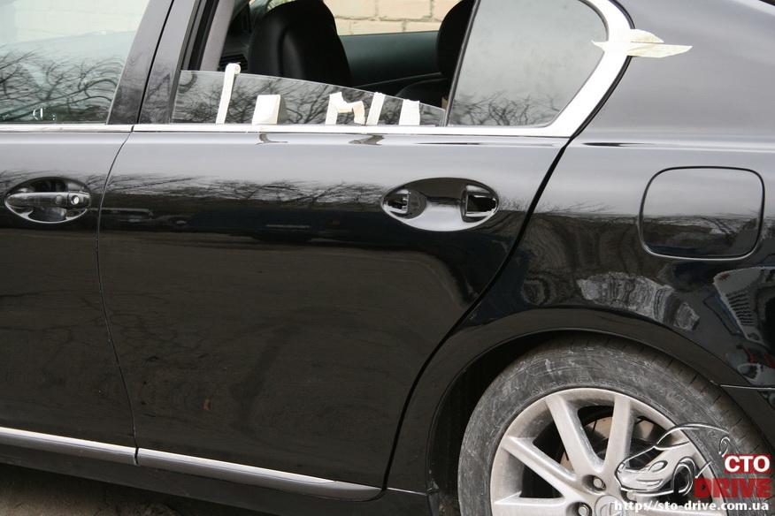 rihtovka i pokraska avto lexus gs300 3097 Рихтовка и покраска авто   Lexus GS300