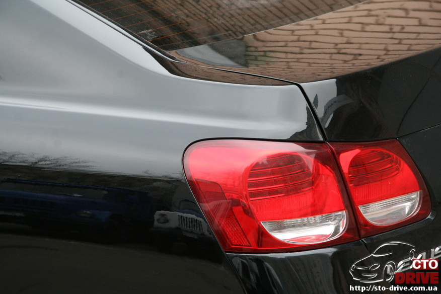 rihtovka i pokraska avto lexus gs300 3099 Рихтовка и покраска авто   Lexus GS300