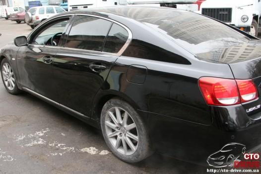 rihtovka i pokraska avto lexus gs300 3185 526x350 custom Рихтовка и покраска авто   Lexus GS300
