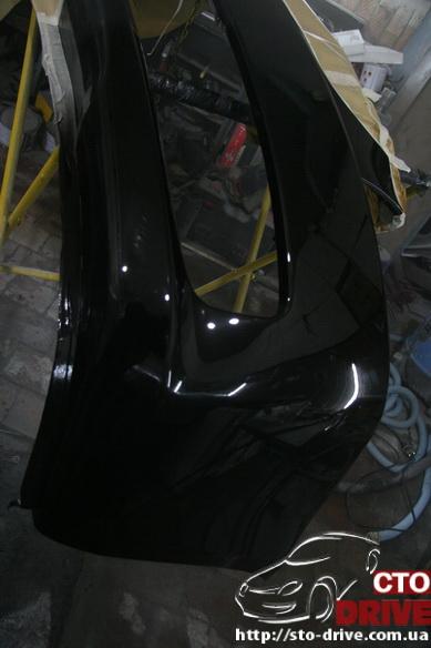 remont bampera kia magentis 6623 Ремонт бампера   Kia Magentis