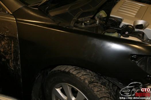 rihtovka dveri stoyki zamena kryila pokraska avto toyota camry 6287 526x350 custom Рихтовка двери, стойки, замена крыла, покраска авто   Toyota Camry