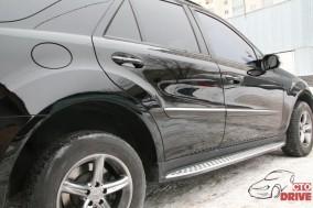 rihtovka pokraska dverey i zadnego kryila mercedes ml350 8029 284x189 custom Рихтовка, покраска дверей и заднего крыла   Mercedes ML350