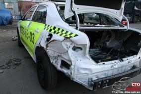 zamena zadnego kryila toyota corolla pokraska avto kiev 3588 284x189 custom Замена заднего крыла   Toyota Corolla. Покраска авто Киев