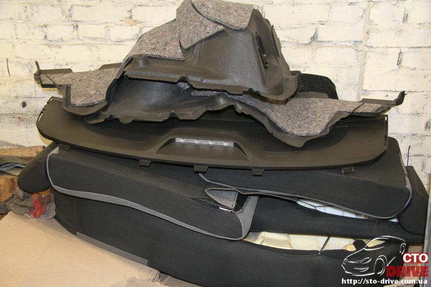 zamena zadnego kryila toyota corolla pokraska avto kiev 3610 Замена заднего крыла   Toyota Corolla. Покраска авто Киев