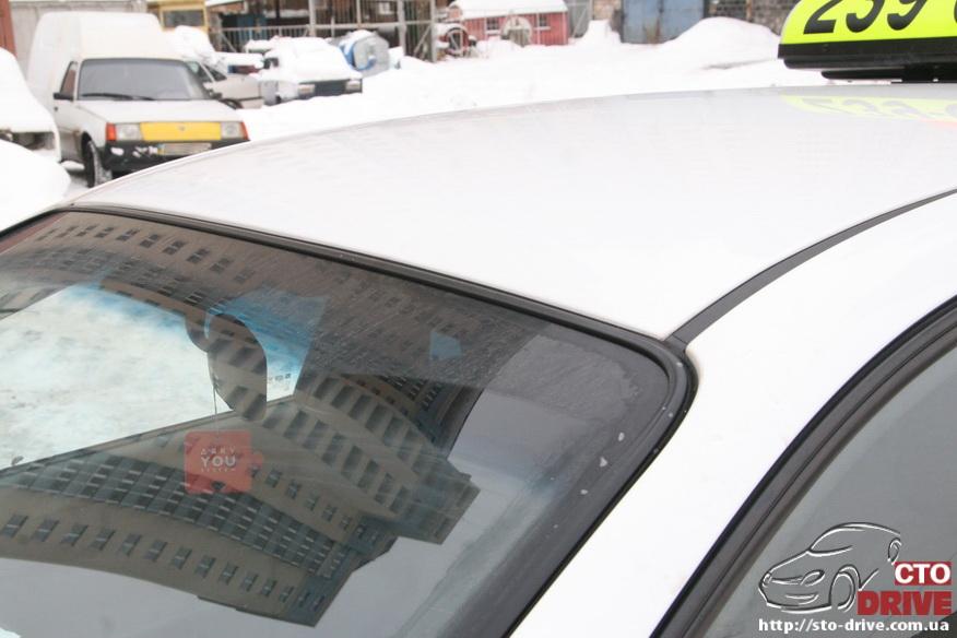 rihtovka kryishi pokraska kryishi chevrolet lacetti 7264 Рихтовка крыши. Покраска крыши. Chevrolet Lacetti